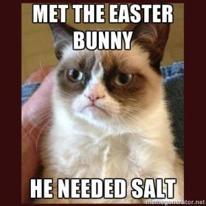 grumpy cat easter