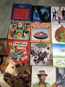 miscellaneous vinyl albums 1