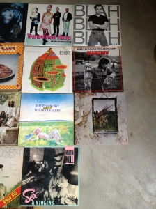 miscellaneous vinyl albums 2