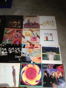 miscellaneous vinyl albums 3