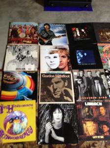 miscellaneous vinyl albums 4