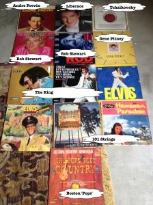 mum's albums