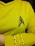 Star Trek TOS Command pyjamas