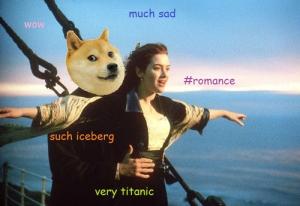 doge Titanic