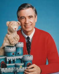 The only kind man I 'knew' throughout childhood, which is depressing as shite